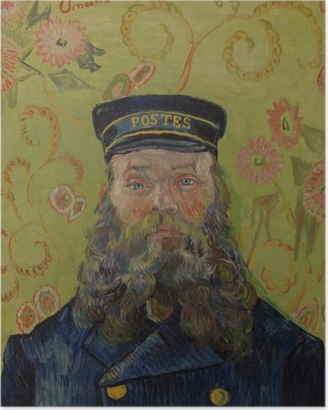 Plakat Vincent van Gogh - Joseph-Etienne Roulin - Reproductions