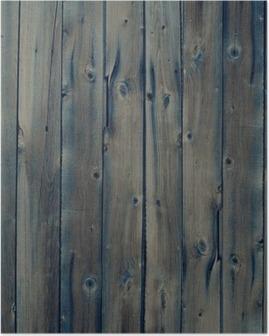 Plakát Vintage dřevo pozadí