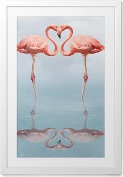 plakat w ramie making love