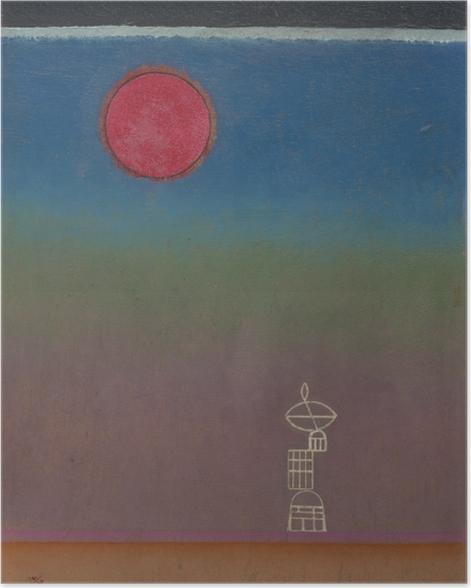Plakat Wassily Kandinsky - Daleko - Reprodukcje