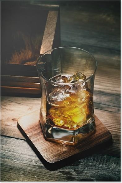 Plakát Whiskey - Alkohol