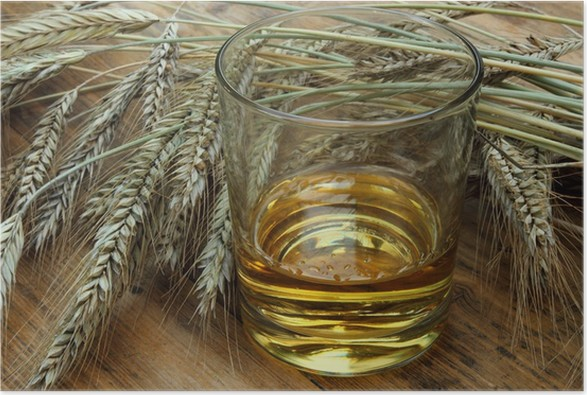 Plakát Whisky - Alkohol