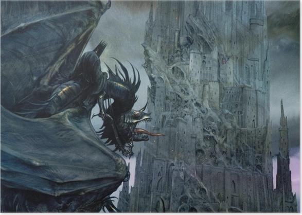 Plakat Władca Pierścieni - Criteo