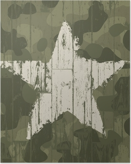 Plakaty Wojskowe Pixers żyjemy By Zmieniać