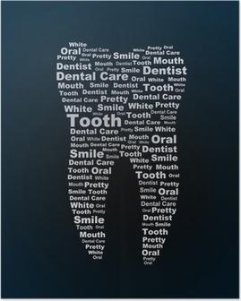 Plakaty Stomatologia Pixers żyjemy By Zmieniać