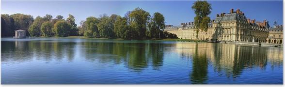 Plakát Zámek Fontainebleau - Evropa