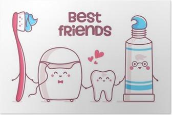 Plakaty Gabinet Dentystyczny Pixers żyjemy By Zmieniać