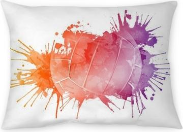 Poduszka dekoracyjna Siatkówka Ball
