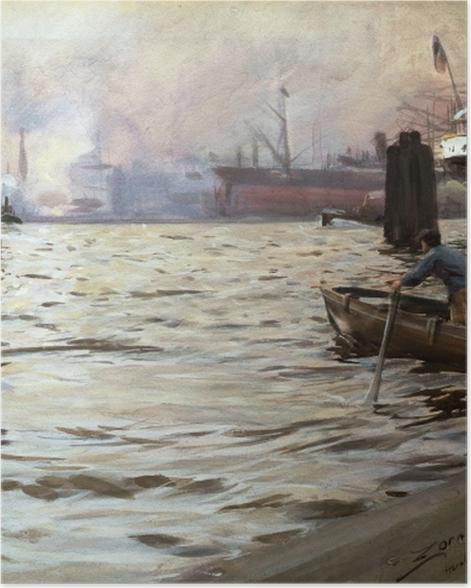 Poster Anders Zorn - Hamburg - Reproductions