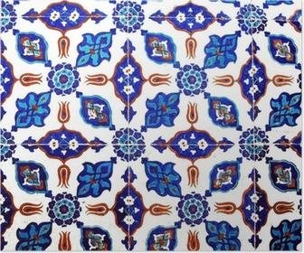 Poster piastrelle di ceramica motivo floreale u2022 pixers® viviamo