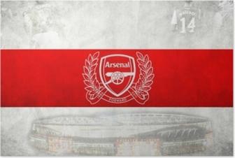 Poster Arsenal F.C.