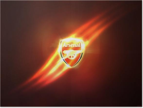 Poster Arsenal F.C. - Temi