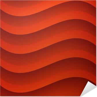Poster Astratto Sfondo Rosso Wallpaper Pixers Viviamo Per Il