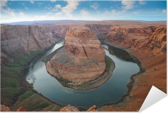 Poster Autoadesivo Grand Canyon, Horse Shoe Bend
