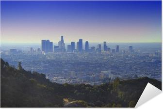 Poster Autoadesivo Los Angeles