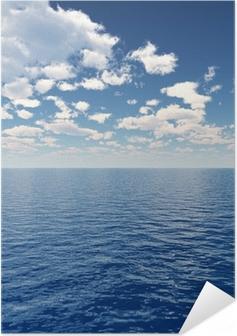 Poster Autoadesivo Mare-cielo