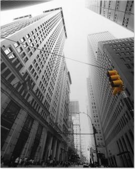 Poster Avenue neue yorkaise