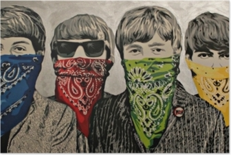 Poster Banksy