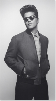 Poster Bruno Mars