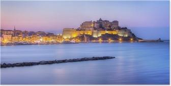 Poster Calvi - Haute-Corse