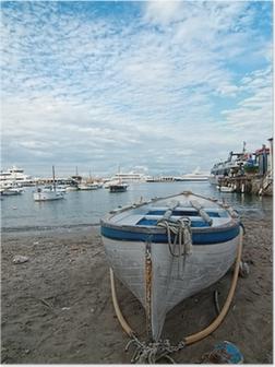 Poster Capri, Boot