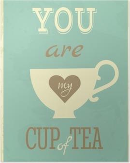 Poster Carta di San Valentino