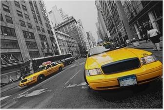 Poster Circulation à new york