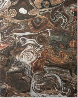 Poster Colorata minerale