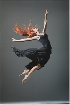 Poster Die Tänzerin