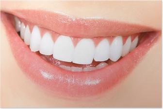 Poster Donna, denti