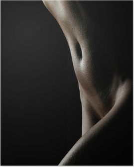 Poster Donna ventre