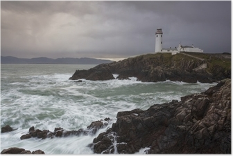 Poster Fanad Head Lighthouse
