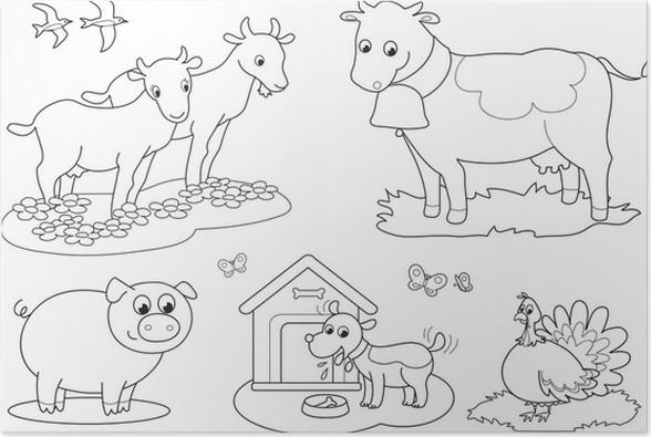 Tolle Schwein Zum Färben Ideen - Dokumentationsvorlage Beispiel ...