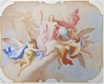 Poster Fresco ochsenhausen