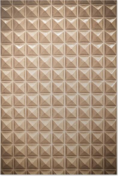 poster goldenen wand muster fr den hintergrund - Muster Fur Wand