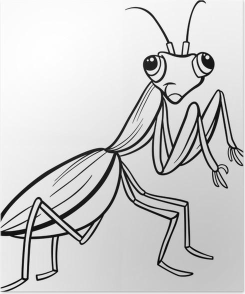 Berühmt Insekten Färbung Seite Bilder - Ideen färben - blsbooks.com
