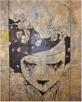 Poster Graffiti - Street Art
