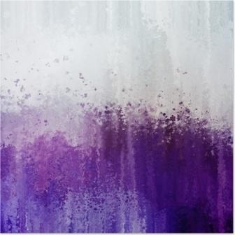 Poster Grunge lila abstrakte Textur Hintergrund.