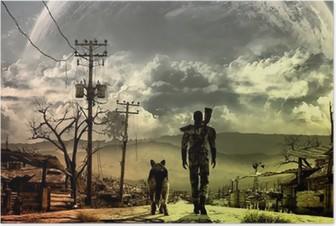 Poster HD Fallout