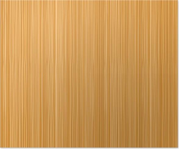 Poster Helles Holz Muster Textur Hintergrund Illustration Vector