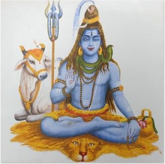 Poster Immagine di Shiva