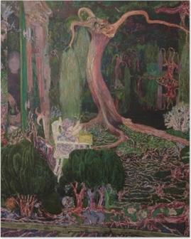 Poster Jan Toorop - Neue Generation