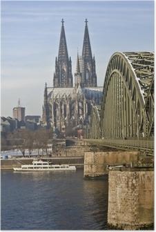 Poster Kölner Dom-