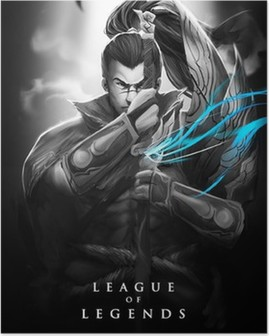 Poster League of Legends