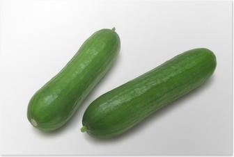 Poster Lebanese Cucumber