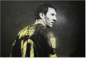 Poster Lionel Messi