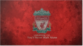 Poster Liverpool F.C.