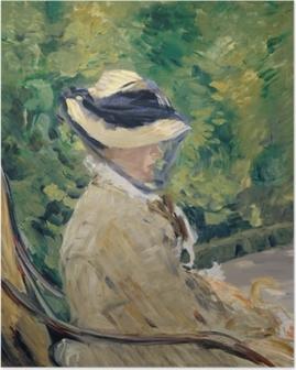 Poster Madame Manet