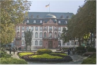 Poster Mainz Fasnachtsbrunnen
