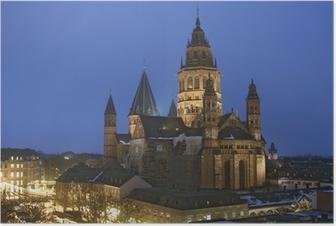 Poster Mainzer Dom